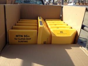 MTN Branded Safey's