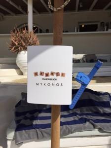 Nammos Mykonos Psarou Beach