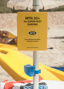 MTN Branding Campaign with Safey